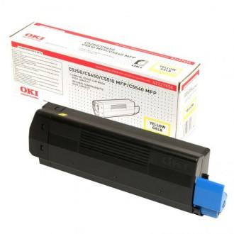 Toner OKI C5250 (42127454) na 5000 stran