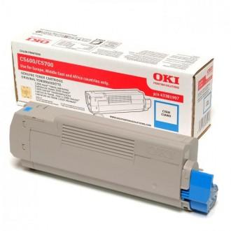 Toner OKI C5600 (43381907) na 2000 stran