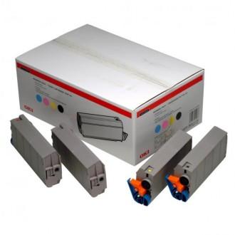 Toner OKI Typ C4 (1101001) na 4 × 10000 stran
